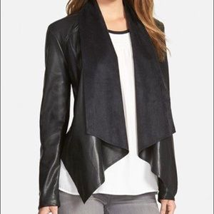 Kut from the Kloth Vegan Leather Jacket, Size S